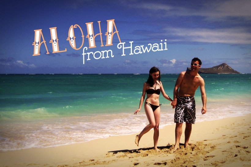 Postcard Hawaii